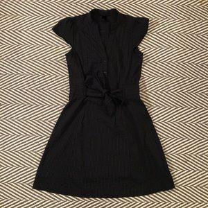 H&M cap sleeve shirt dress